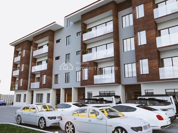 4 Bedroom Maisonette, Tm Meadows, Osholake Street, Ebute Metta East, Yaba, Lagos, Terraced Duplex for Sale