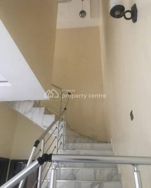 Neatly Built 4 Bedroom Semi-detached Duplex, Lekki Phase 2, Lekki, Lagos, Semi-detached Duplex for Rent