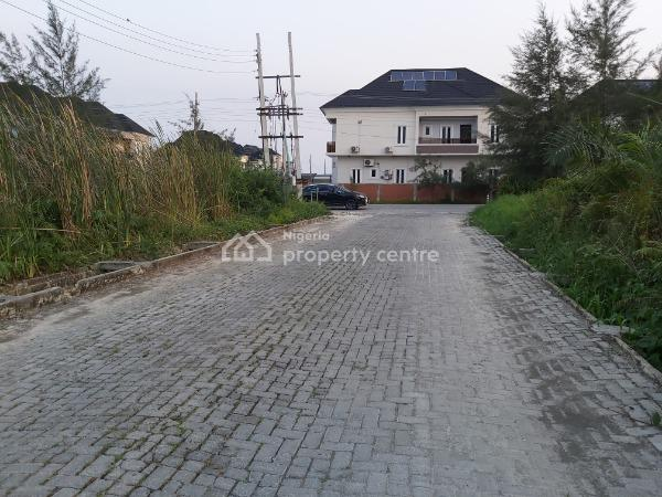 Well Located Dry Cornerpiece Land Measuring 537sqm, Lekky County Homes, Ikota, Lekki, Lagos, Residential Land for Sale