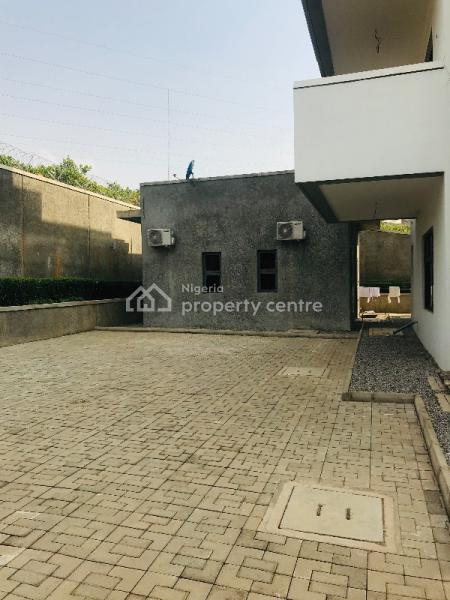 Exquisite 3 Bedroom Serviced Apartment with a Room Boys Quarters, Asokoro District, Abuja, Flat for Rent