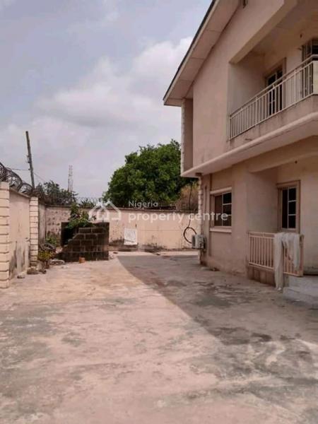 Standard Block of 4flat of 3bedroom on Full Plot, Off Ikotun Idimu Road, Ikotun, Lagos, Block of Flats for Sale