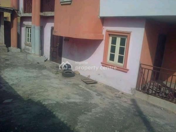 Standard 4 Bedroom Duplex with 2 Unit 2 Bedroom and Bungalow, Off College Road Ogba, Ogba, Ikeja, Lagos, Block of Flats for Sale