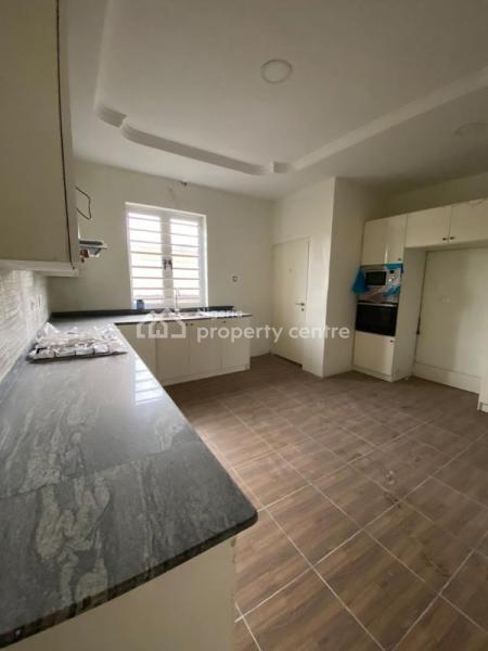 Newly Built 4 Bedroom Semi Detached Duplex, Chevron Drive, Lekki Expressway, Lekki, Lagos, Semi-detached Duplex for Rent