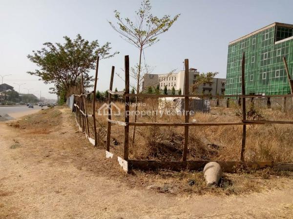 Mix Use Land( 2144sqm), By Sandralin Hotel, Jabi, Abuja, Mixed-use Land for Sale