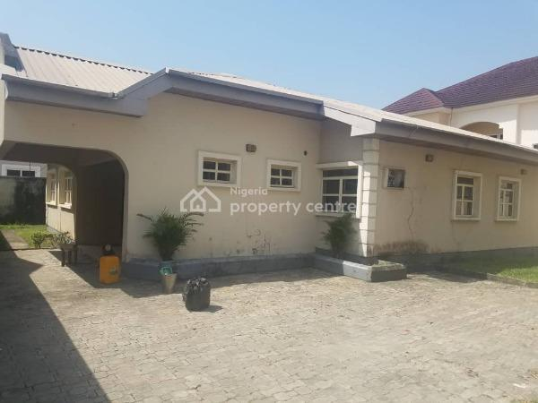 a Three 3 Bedroom Bungalow on 460sqm Land, Road 27, Vgc, Lekki, Lagos, Detached Bungalow for Sale