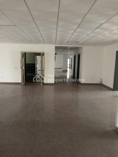 an Open Plan Office Space on Six 6 Floors of 500sqm per Floor, Off Adeola Odeku, Victoria Island (vi), Lagos, Office Space for Rent