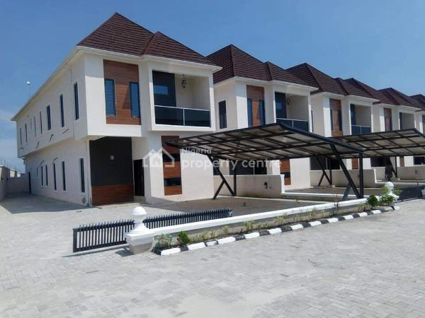 Fully Detached 5 Bedrooms House in a Cluster of Units., Off Ochid Hotel Road After Chevron., Ikota, Lekki, Lagos, Detached Duplex for Sale