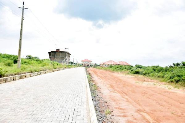 Buy Affordable Plots of Land with C of O in a Serene Environment, Lead Avenue (inside Bluestone Garden) 5 Minutes Drive From Mowe Market, Mowe Ofada, Ogun, Residential Land for Sale