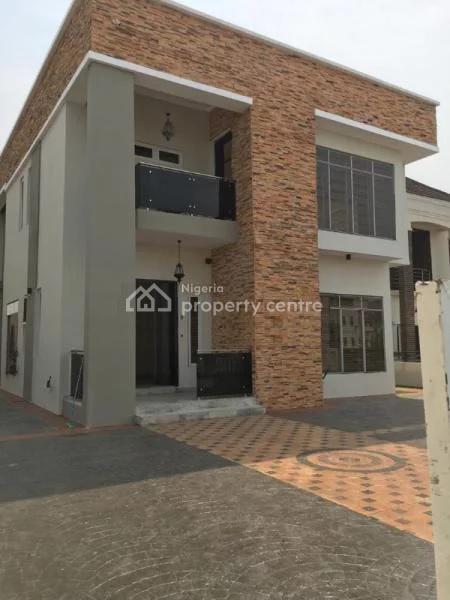 a Luxury 5 Bedroom Detached Duplex Sitting on 600sqm Land, Osapa, Lekki, Lagos, Detached Duplex for Sale