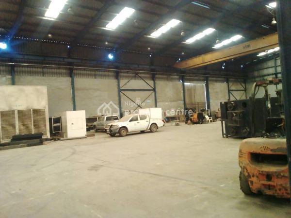 Warehouse Measuring 5000sqm., Arepo Bus-stop, Facing Lagos Ibadan Expressway., Obafemi Owode, Ogun, Warehouse for Sale
