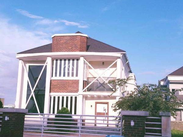 5 Bedroom Fully Detached Duplex, Pinnock Beach Estate, Lekki, Lagos, Detached Duplex for Sale