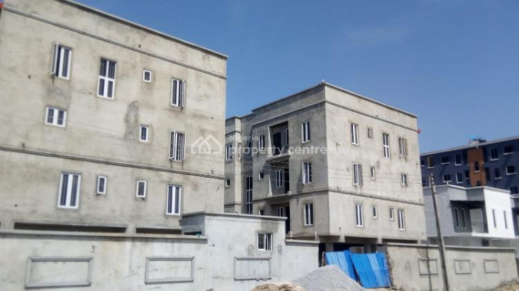 Luxury Two Bedroom Fully Serviced Apartment, Orchid Road,second Toll Gate Chevron, Lekki, Lagos, Flat for Sale