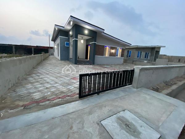 Luxury 3 Bedroom All Ensuite Fully Detached Bungalow, Bogije, Ibeju Lekki, Lagos, Detached Bungalow for Sale