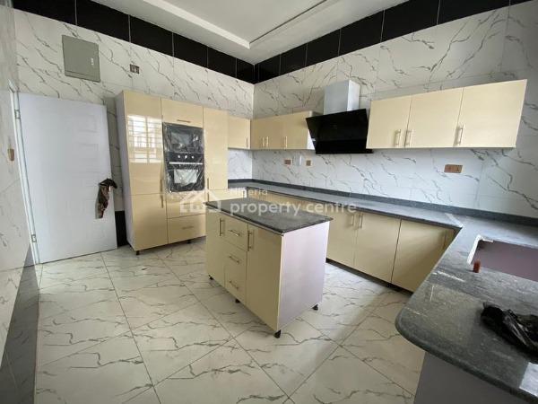 4-bedroom Semi-detached House with Bq,, Off Orchid Hotel Road, Lafiaji, Lafiaji, Lekki, Lagos, Semi-detached Duplex for Rent