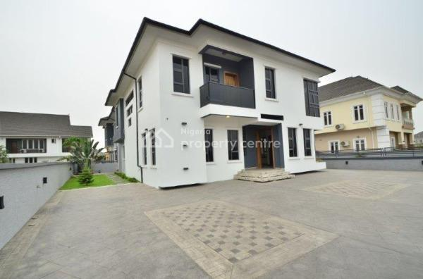 5 Bedroom Fully Detached Duplex with Bq in a Gated Estate, Royal Garden Estate, Ilaje, Ajah, Lagos, Detached Duplex for Sale