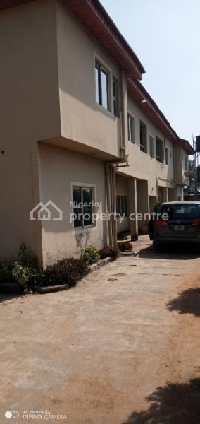 Luxury 3 Bedroom Flat 5 Numbers, Praise Avenue Off Opic Road Mowe, Mowe Ofada, Ogun, Block of Flats for Sale