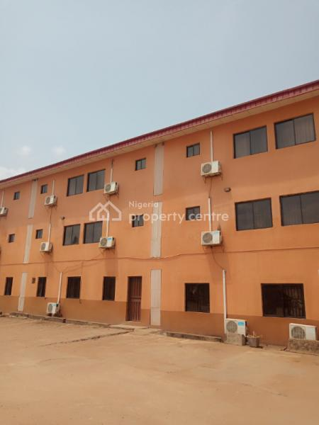 Exclusive 38-rooms Running Hotel Complex with Mini Hall, Olubadan Estate Ibadan, Oyo State, Egbeda, Oyo, Hotel / Guest House for Sale