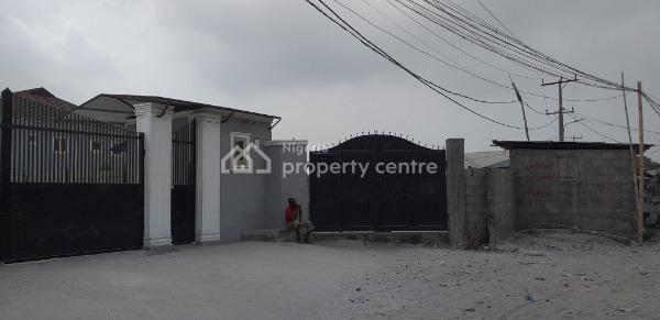 Dry Plot of Land with Raft Foundation, Behind Cooplag Gardens, Lekki Phase 2, Lekki, Lagos, Residential Land for Sale