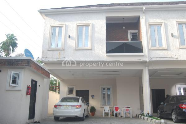 a Well Furnished  3 Bedroom Terrace  Duplex with Swimming Pool and Gym, Chevron Conservative, Chevron Lekki Lagos, Lekki Phase 1, Lekki, Lagos, Terraced Duplex Short Let