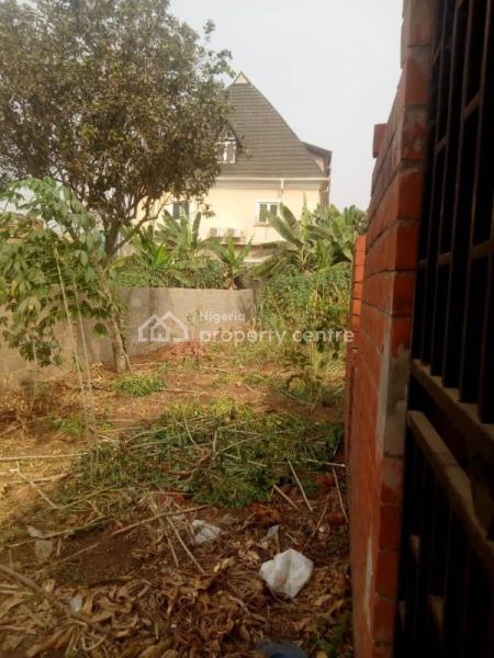 Bungalow on Land Measuring 1204sqm Fenced with Cofo, Idowu Fagboun Close Ipaja Ayobo, Orisunbare, Alimosho, Lagos, Residential Land for Sale