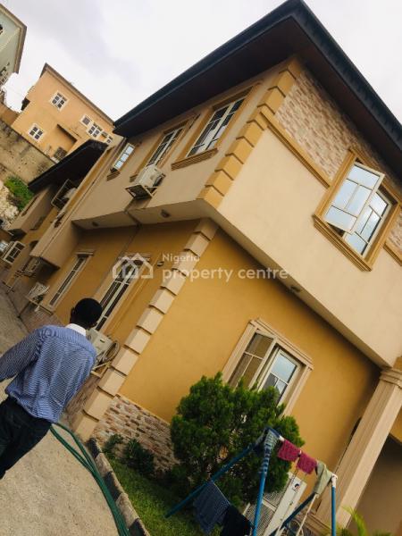 Nice Semi Detached Duplex, Oko Filling, Gra, Magodo, Lagos, Semi-detached Duplex for Rent