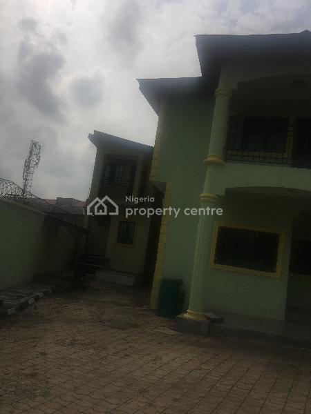 Nice 3 Bedroom Duplex, Off Bashiru Shittu, Gra, Magodo, Lagos, Semi-detached Duplex for Rent