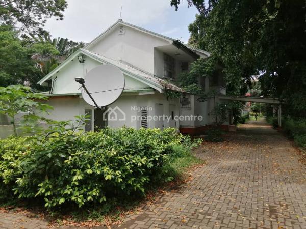 Spacious 5 Bderoom Duplex on  More Than 6 Plots  for 40m, Alexander St Ikoyi, Old Ikoyi, Ikoyi, Lagos, Detached Duplex for Rent