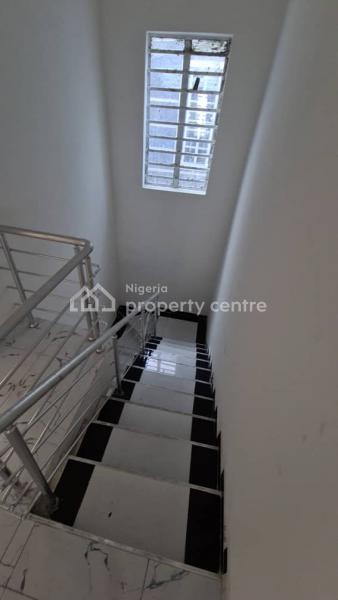 Top Notch Finished 4 Bedroom Fully Detached Duplex with Bq, Ikota, Lekki, Lagos, Detached Duplex for Sale