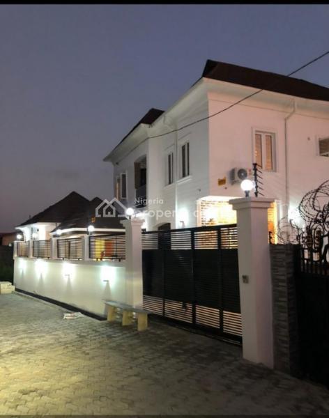 4 Bedroom Duplex, Lbs, Abraham Adesanya, Ajah, Lagos, Semi-detached Duplex for Sale