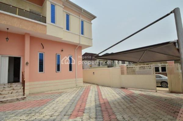 5 Bedroom Fully Detached Duplex with Bq in a Gated Estate, Victory Park, Ajah, Ilaje, Ajah, Lagos, Detached Duplex for Rent