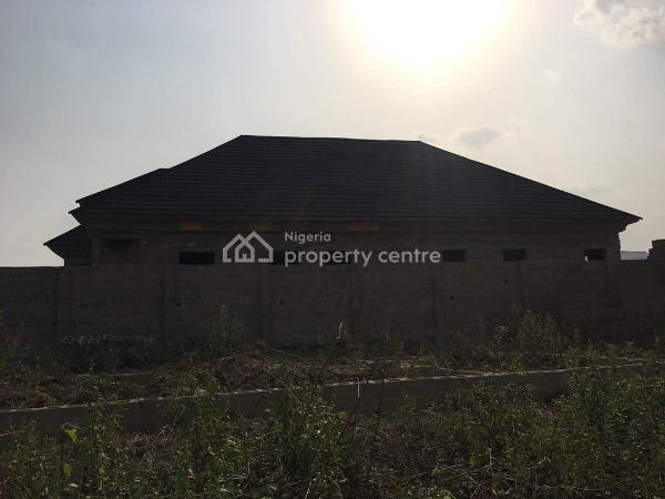 Uncompleted Four (4) Bedroom Bungalow, Olodo, Ibadan, Lagelu, Oyo, Detached Bungalow for Sale