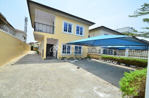 5 Bedroom Fully Detached Duplex with a Separated Mini Flat, Lekki Phase 1, Lekki Phase 1, Lekki, Lagos, Detached Duplex for Rent