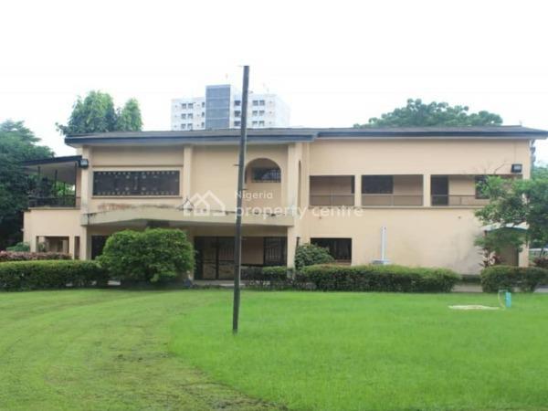 a 6 Bedroom Detached Duplex, 3 Room Guest Chalets, 3 Bq on 3,708sqm, Old Ikoyi, Ikoyi, Lagos, Detached Duplex for Sale