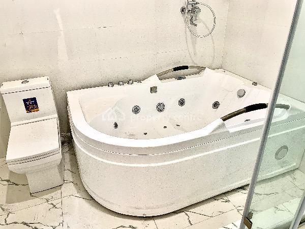 Luxury 4bedrooms +1bq Fully Detached Duplex, Chevron, Lekki, Lagos, Detached Duplex for Sale