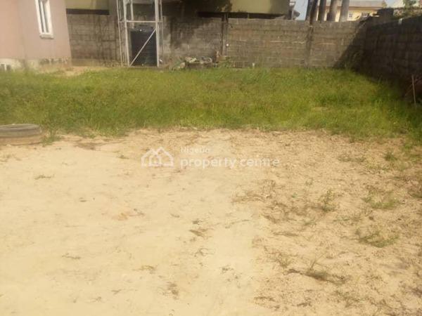 a Dry 1000sqm Land, Lekki Phase 1, Lekki, Lagos, Residential Land for Sale
