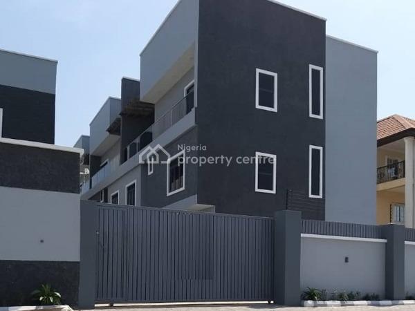 a Luxury 5 Bedroom Terrace Duplex with a Room Bq, Lekki Phase 1 Right Side, Lekki, Lagos, Terraced Duplex for Sale