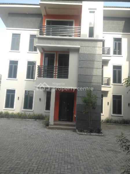 4 Bedroom Terraced Duplex, Thomas Estate Ajah, Ajiwe, Ajah, Lagos, Terraced Bungalow for Sale