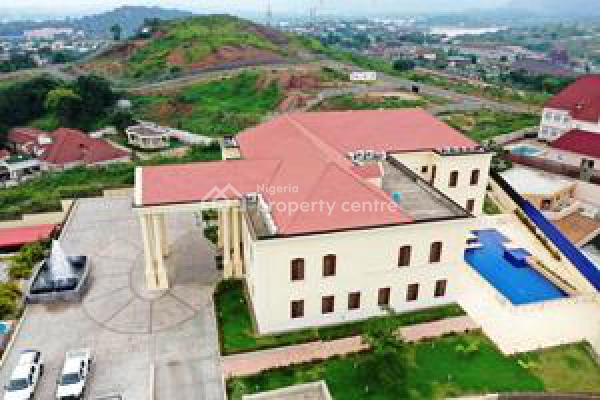 6 Bedroom  Duplex with 2 Room Guest Charlet and 6 Rooms Bq, Sunrise Hills, Asokoro, Asokoro District, Abuja, Detached Duplex for Sale