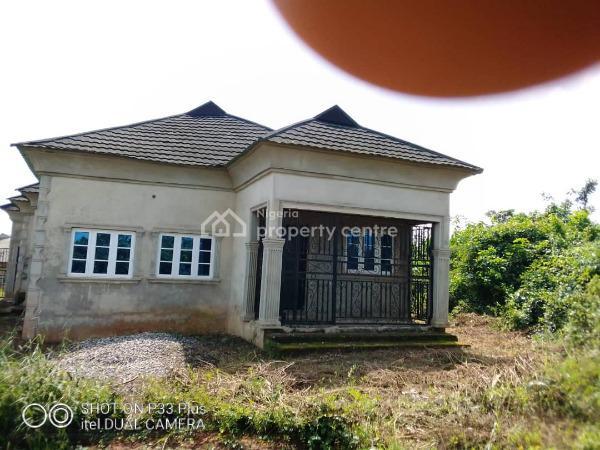 4 Bedroom Apartment, Ijoko, Ogun, Detached Bungalow for Sale