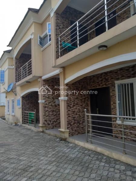 Well Built 4 Units of 3 Bedroom Flats on Spacious Land, Peninsula Garden Estate, Sangotedo, Ajah, Lagos, Block of Flats for Sale