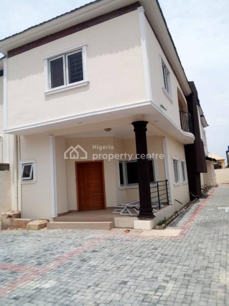 Luxury 4 Bedroom Duplex in a Serene Environment, Olokonla Bus Stop By Readington School Off Lagos Business School, Olokonla, Ajah, Lagos, Detached Duplex for Rent