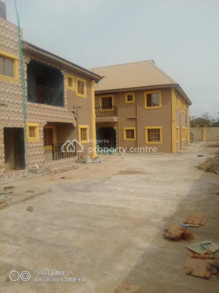 New Mini Flat with Wadrobe and Kitchen Cabinet, Off Ekoro Junction Abule Egba By Ilepo, Oke-odo, Lagos, Mini Flat for Rent