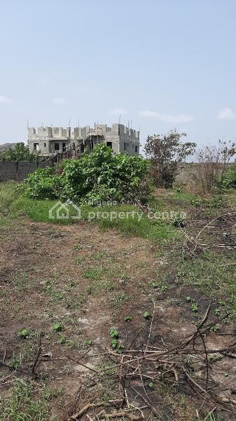 Fenced  2plots of Land, Sunshine Garden Within Blenco Supermarket, Sangotedo, Ajah, Lagos, Residential Land for Sale