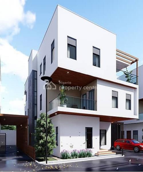 Detached 5 Bedroom Duplex with 2 Rooms Bq, Old Ikoyi, Ikoyi, Lagos, Detached Duplex for Sale