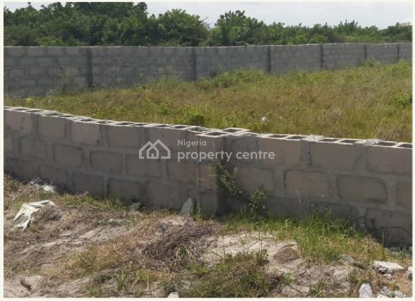 Fenced 2 Plots of Bare Land About 1,337.8 Sqm, Behind Bells University of Technology, Atan Ota, Ado-odo/ota, Ogun, Mixed-use Land for Sale