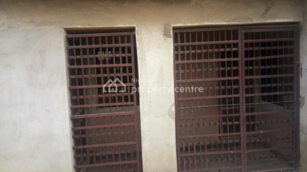 Downstairs Three Bedroom Flat, Atundaolu Street Okeira, Ogba, Ikeja, Lagos, Mini Flat for Rent