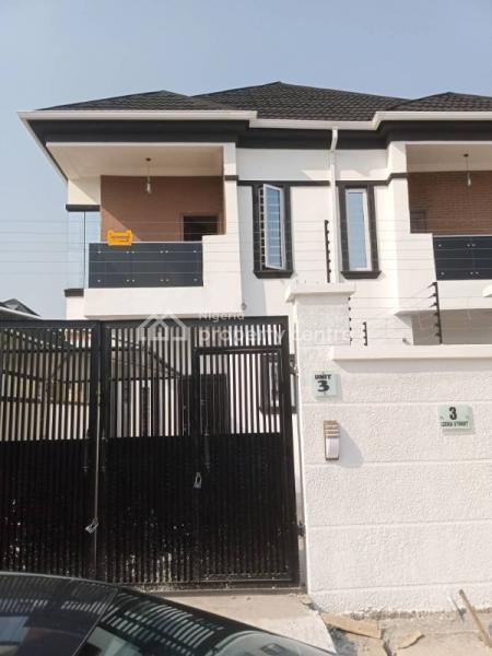 4 Bedroom Semi Duplex, Ikota, Lekki, Lagos, Semi-detached Duplex for Sale