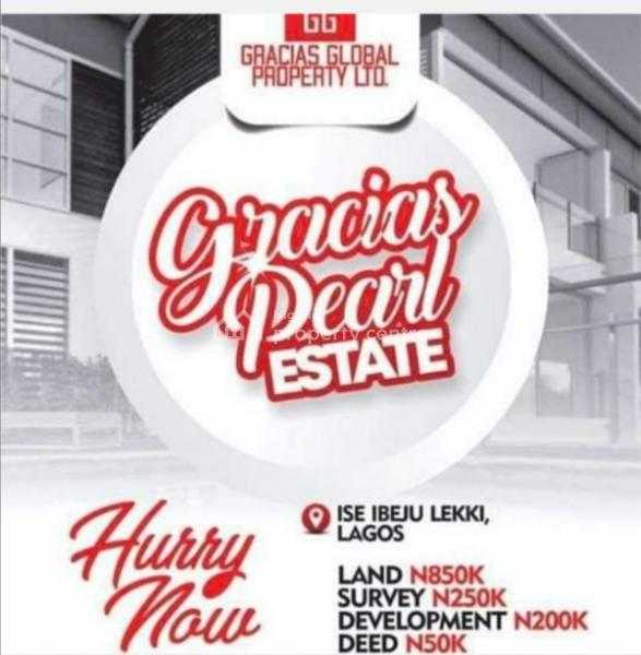 Affordable Land with Good Price and Good Location., Ise Ibeju Lekki, Akodo Ise, Ibeju Lekki, Lagos, Mixed-use Land for Sale