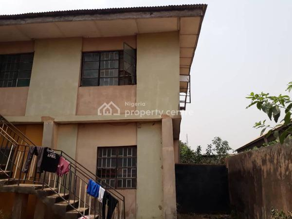 Vacant Two (2) Blocks of 4 Flats Each, Off Ekoro Road, Abule Egba, Agege, Lagos, Block of Flats for Sale