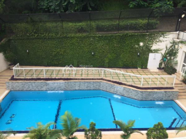 Luxury 3 Bedroom Flat with Excellent Facilities, Ministers Hill, Maitama District, Abuja, Flat for Rent